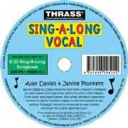 S-24 Sing-A-Long CDs (Vocal Disc AND Instrumental Disc. 2 hours of music.)